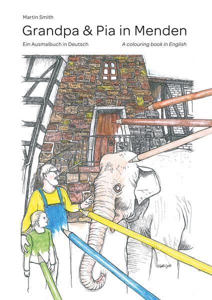 Buch: Grandpa + Pia in Menden